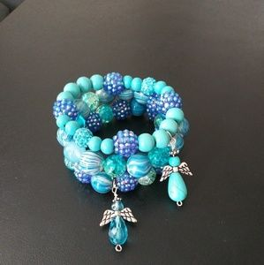 Angel Bracelet Set